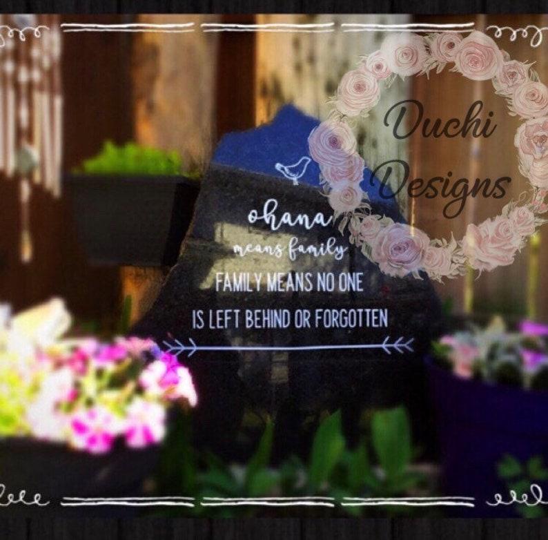 Custom Work Decal Custom Order Create Custom Design Decal image 0