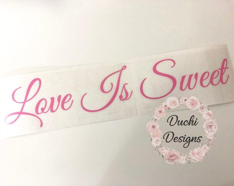 Custom Wedding Decals Custom Chalkboard Vinyl Card Box Decal Custom Wedding Vinyl Decal Custom Wishing Well Decal Custom Bridal Shower Sign
