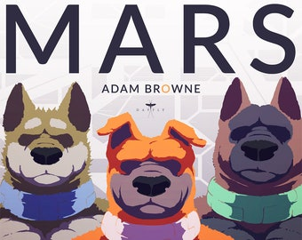 DOGS OF MARS - ePUB