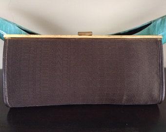 a5be1e9b8478 Pierre Cardin   clutch   vintage   purse   designer