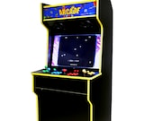 4 Player Retro Arcade Cabinet Full Size! Slim Arcade Machine Ships Fully Assembled (pi4)