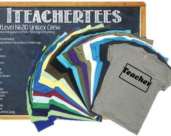 Kansas State Teacher Shirt | Teacher Shirt | Teacher T-Shirt | End of Year Teacher Gift | Teacher Appreciation | Funny Mom Gift | Trendy