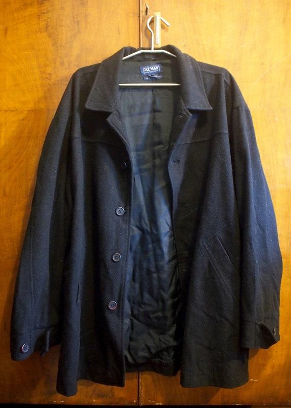 Wooly 90's Grunge Jacket