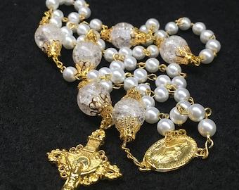 Mary's Lourdes Rosary