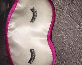 eyelash sleep mask