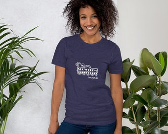 ShowTHEM Your Tassel Fitted T-Shirt