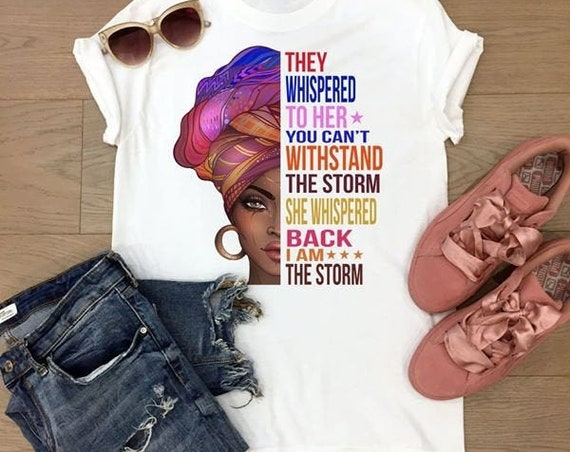 You cant withstand the Storm Shirt