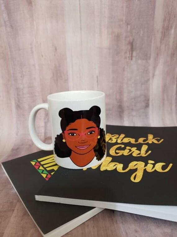 Little Black Girl Mug!