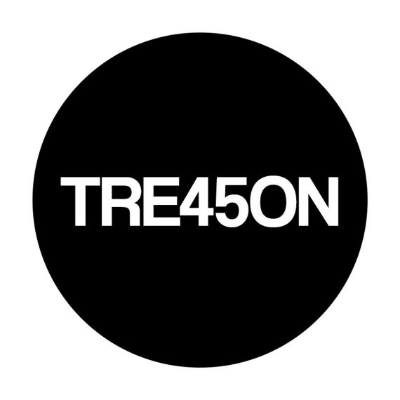 TRE45ON Political Button- 2.25 inch