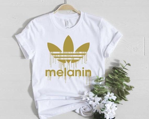 MELANIN ( DRIP SHIRT)