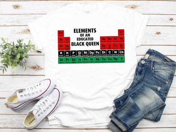 Elements of an Educated Black Queen