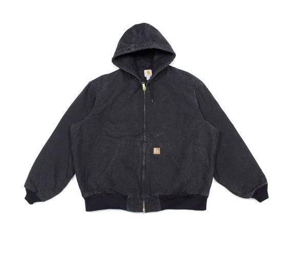 Carhartt 90S Work Sun Faded Insulated Jacket Vinta