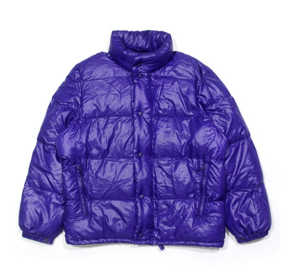 Moncler 80S Grenoble Vintage Puffer Down Jacket