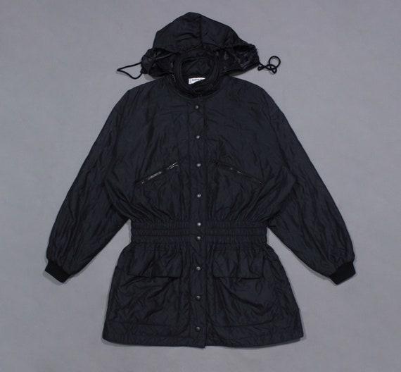 32aa7756c7 Sonia Rykiel Vintage Rare Quilted Black Designed Oversized | Etsy