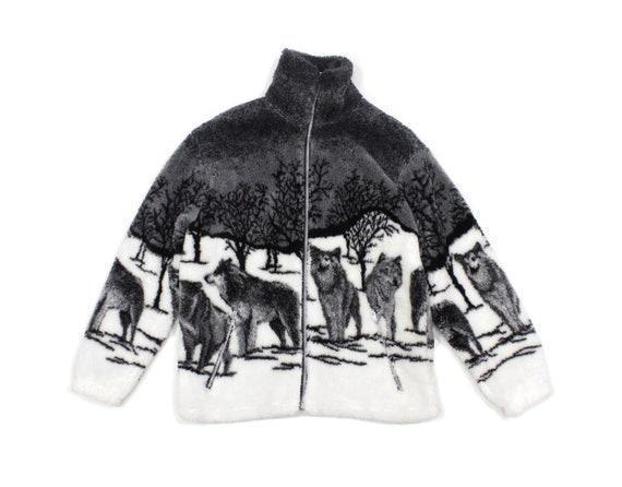 Wolfs Fleece Sherpa Vintage