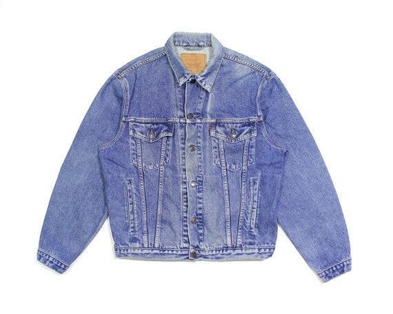 Levi's 90S Blue Texas Vintage Denim Jacket