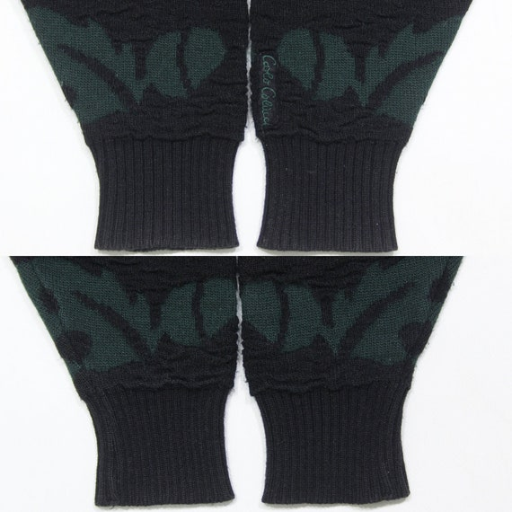 Carlo Colucci Wool Embroidered Sweater - image 7
