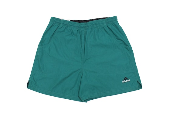 Adidas Equipment 90S Logo Swim Shorts M Size Vinta