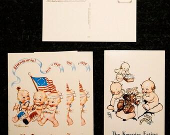 79 vintage postcards Huge Lot Kewpie Postcards Lot of O/'Neill Kewpie Postcards huge ephemera Lot Collectible Kewpie cards