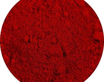 Cherry pigment, cherry matte pigment, bordeaux red pigment, weight 10g