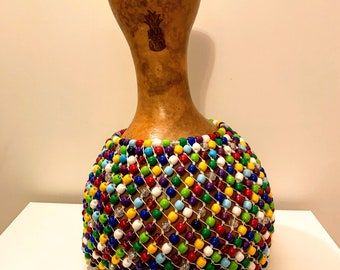 Multicoloured Shekere
