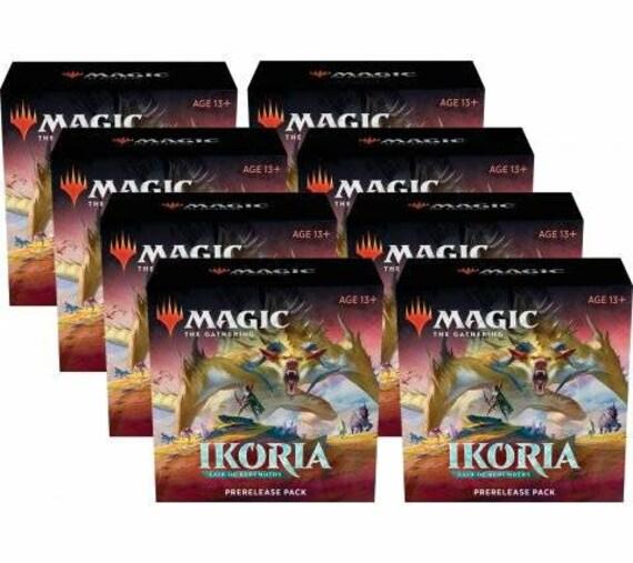 Ikoria Pre-Release Pack