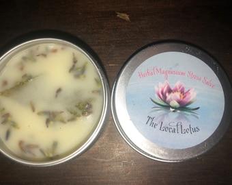 Magnesium Stress Salve