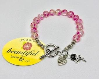 Beautiful Inside & Out Bracelet