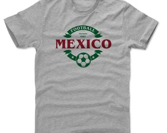 6d40323c8 Mexico Shirt | Mexico Lifestyle | Men's Cotton T-Shirt | Mexico Football  Heritage