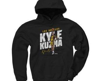 e5bb92a272c Kyle Kuzma Hoodie   Los Angeles L Basketball   Men's Hoodie   Kyle Kuzma  Slam W Wht