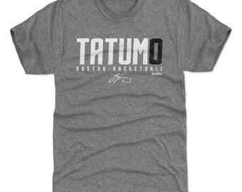 098c8b21ec6 Jayson Tatum Shirt   Boston Basketball   Men's Premium T-Shirt   Jayson  Tatum Tatum0 W Wht