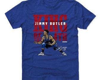 89f840ec759 Jimmy Butler Shirt | Philadelphia Basketball | Men's Cotton T-Shirt | Jimmy  Butler King Of The 4th R WHT