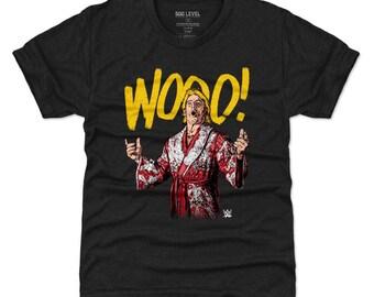 319db501f071 Ric Flair Kids T-shirt - Legends Wwe Ric Flair Wooo! Wht