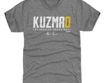 60c42f41161 Kyle Kuzma Shirt   Los Angeles L Basketball   Men's Premium T-Shirt   Kyle  Kuzma Kuzma0 W Wht