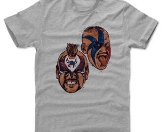 Legion Of Doom Men s Cotton T-shirt - Wrestling Legends Legion Of Doom Head  R 052922145