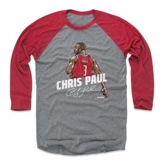 Chris Paul Shirt Raglan Houston Basketball Men s  733e34247
