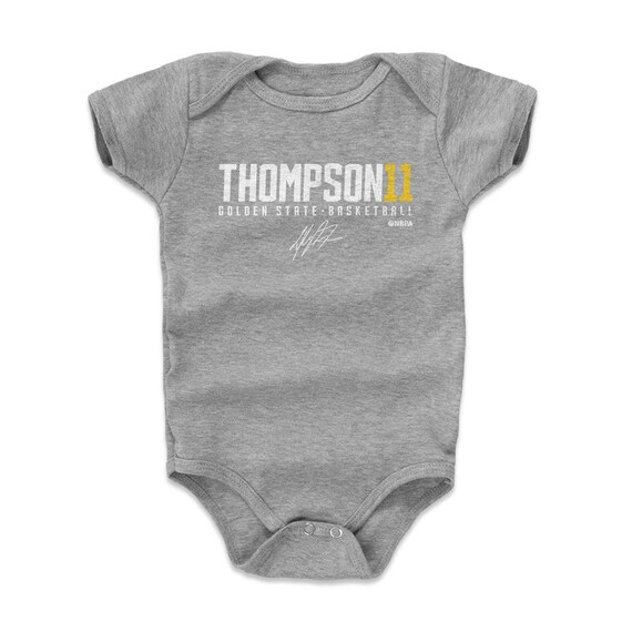 1a3f6373 Klay Thompson Youth Clothes Golden State Basketball Baby | Etsy