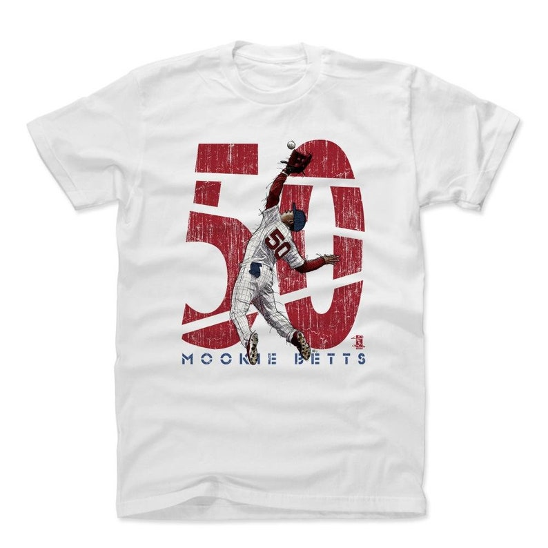 newest f7206 37ba0 Mookie Betts Shirt | Boston Baseball | Men's Cotton T-Shirt | Mookie Betts  Sketch R