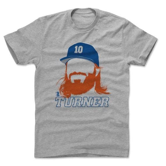 Justin Turner Shirt Los Angeles D Baseball Men s  5c331861f75