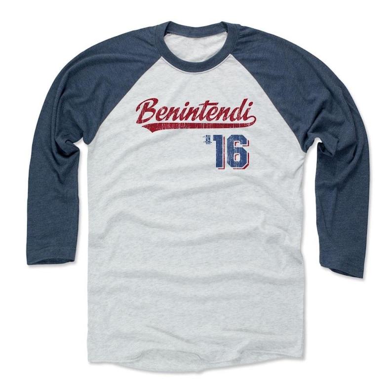 big sale 2ff23 4b52c Andrew Benintendi Shirt | Raglan | Boston Baseball | Men's Baseball T-Shirt  | Andrew Benintendi Script B