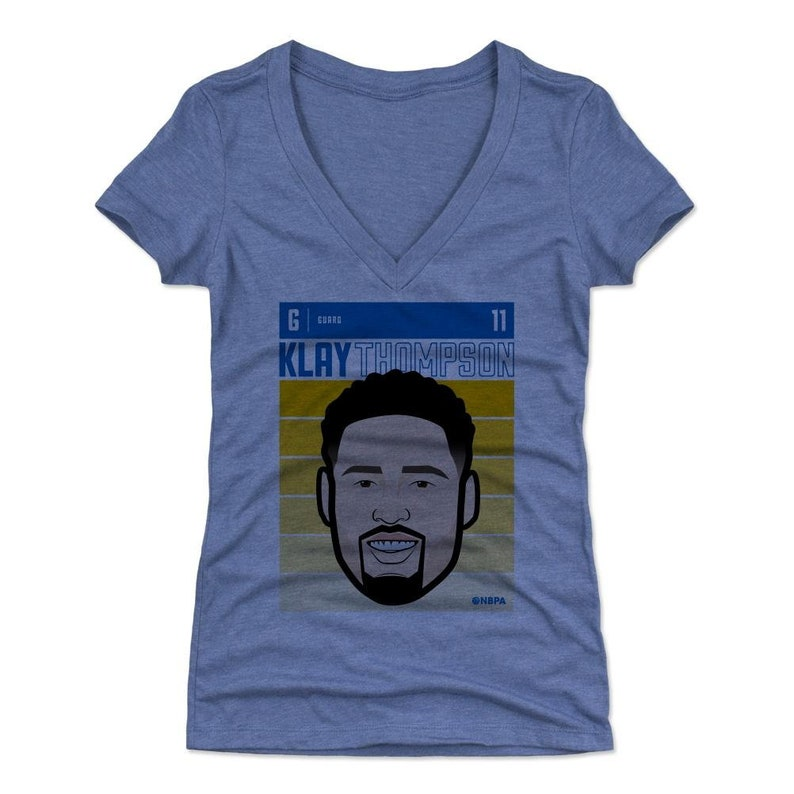 c5b81ba4 Klay Thompson Women's Shirt Golden State Basketball | Etsy