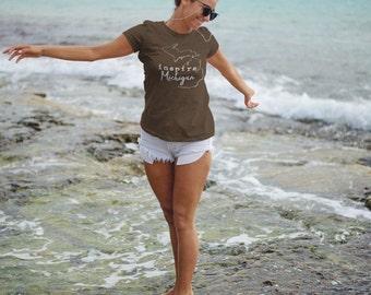 inspire Michigan Short-Sleeve Unisex T-Shirt