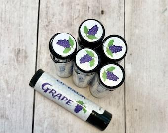 Grape Soda - Beeswax - Lip Balm