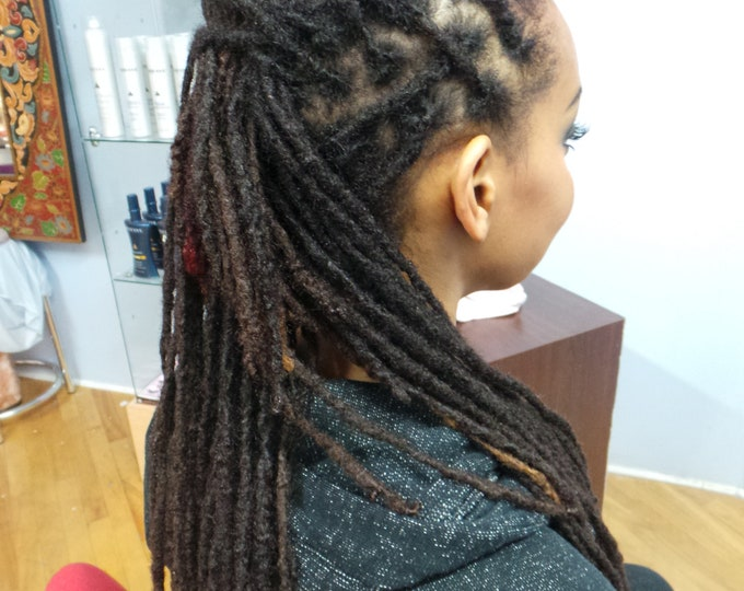 CALM - SCALP SPRAY - Aloe & Tea Tree - Locs - Braids - Extensions