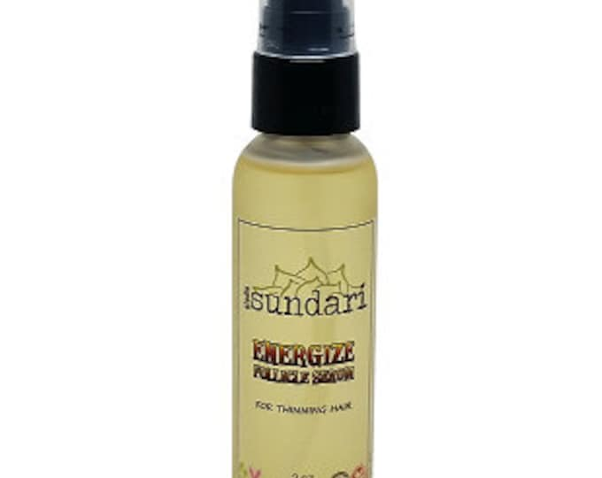 ENERGIZE - FOLLICLE SERUM - For Thinning Hair - Hair Loss Treatment