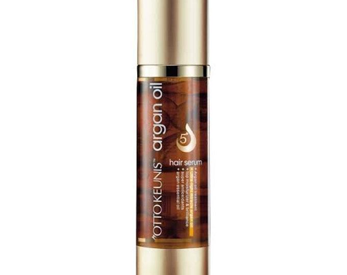 CLEARANCE- Hair Sheen Shine Serum - Argan oil - Residue Free