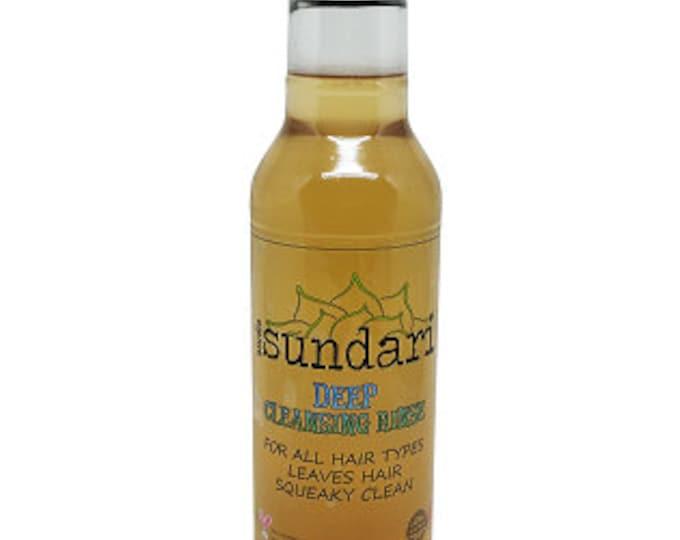 DEEP - CLEANSING RINSE- Apple Cider Vinegar Deep Clean Treatment - For Dreadlocks, Braids & Natural Hair