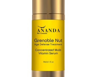 natural organic anti aging Concentrated multi-vitamin serum