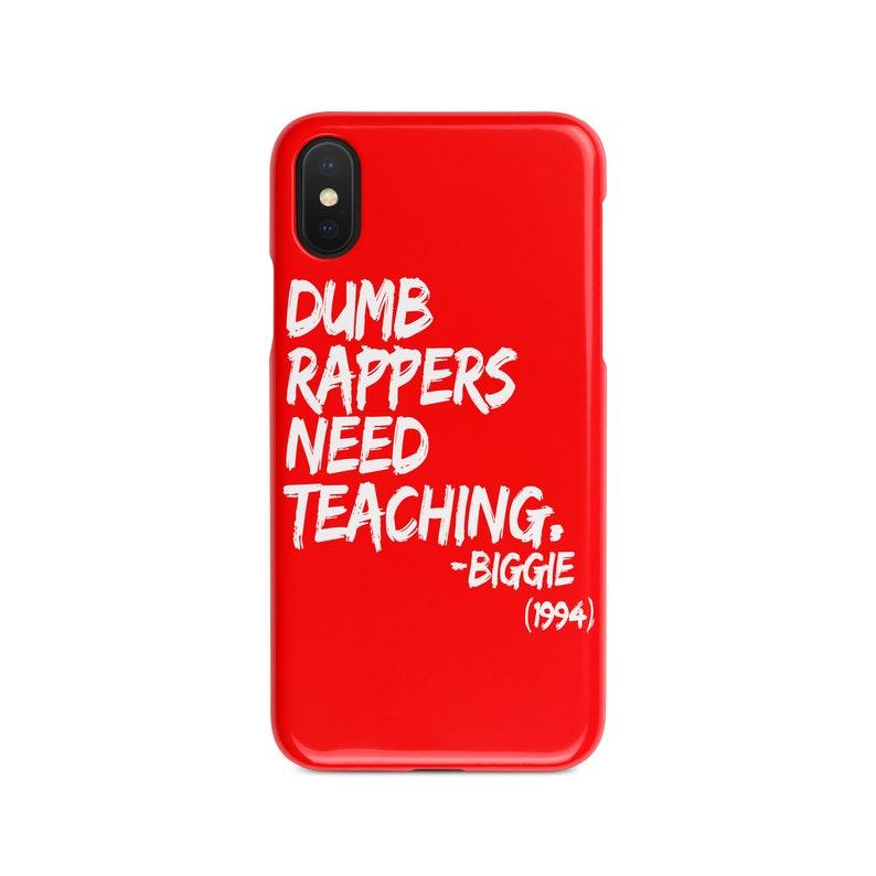biggie smalls iphone 7 case