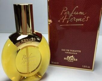 Hermes Fragrance Etsy